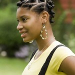 Bantu Knots on Short Hair Styles 2017