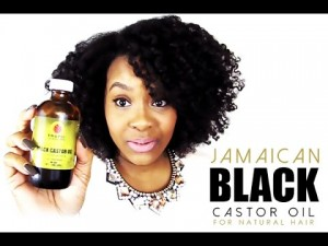 Castor Oil To Make African American Hair Thicker And Fuller