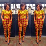 Ankara Jumpsuit Designs 2017 Styles Pictures