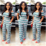 Ankara Jumpsuit Designs Styles Pictures