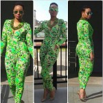 Ankara Jumpsuit Styles Pictures