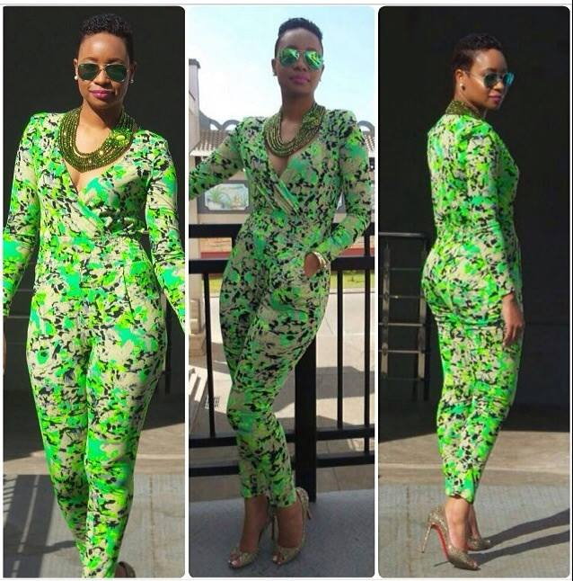 Ankara Jumpsuit Designs 2018 Styles Pictures