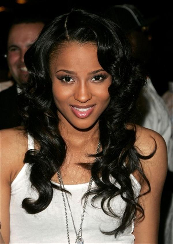 Black Women Graduated Layers Haircut