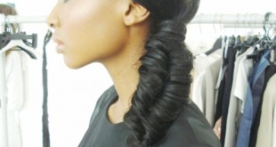 fishtail braids haircut with wavesfishtail braids haircut with waves