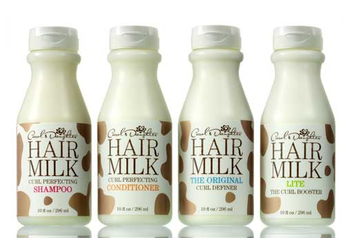 Carol's Daughter Hair Milk African American Baby Hair Care Products