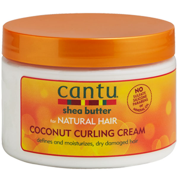 Coconut Cream Moisturizing Conditioner hair care product