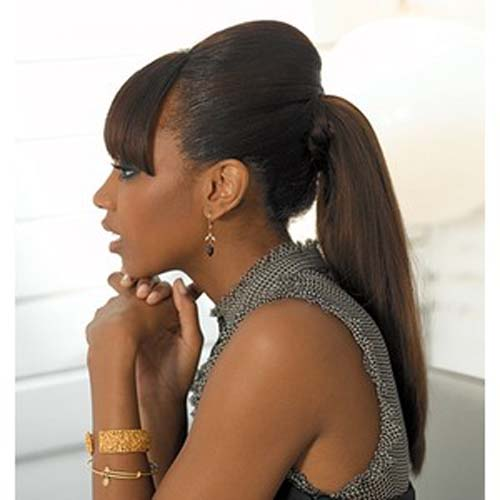 Cute Updos For Short Hair African American 02