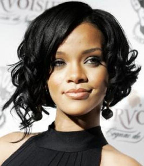 Finger Waves Hairstyles For Black Women Fluffy Short Hair
