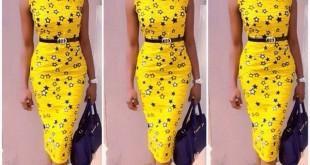 Hot Ankara Style In Nigeria