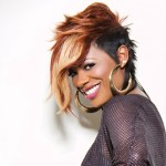Kandi Burruss Hairstyles Bob, Mohawk, Short Pictures