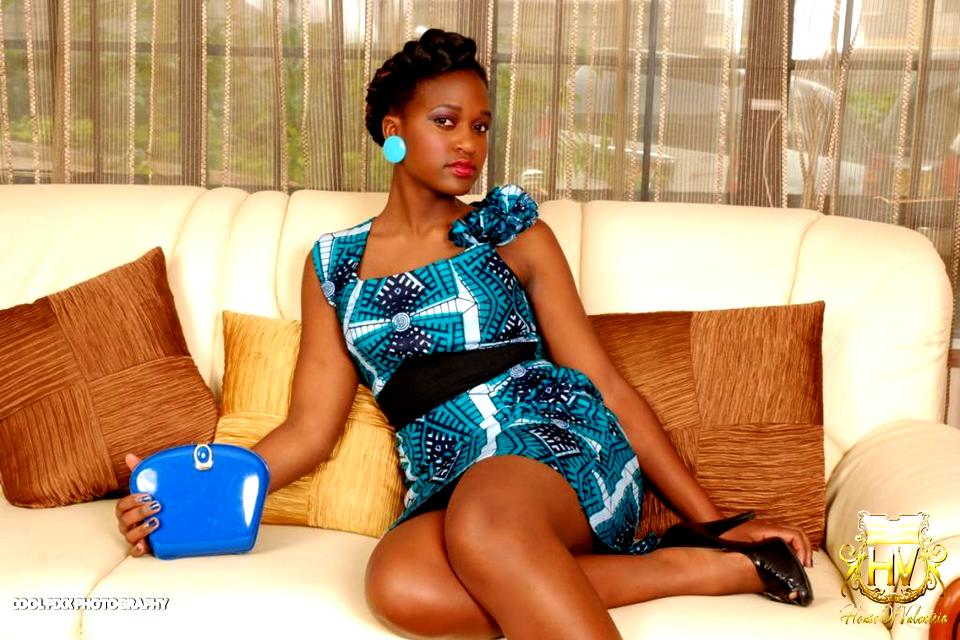 Latest Kitenge Dress Designs 2020 For Ladies Images