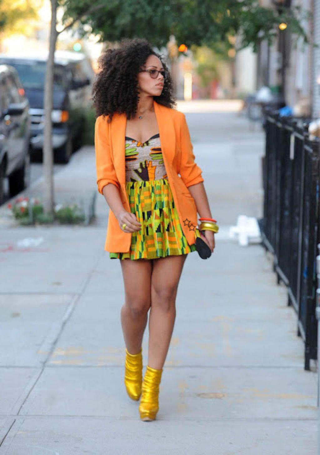 African Print Dress 2020