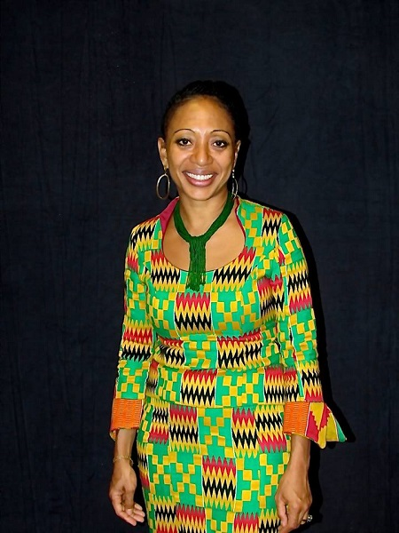 Latest Ghana Kente Dress Designs