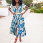 Latest Kitenge Dress Designs 2020 For Ladies Images