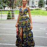 Latest Kitenge Dress Designs 2017 For Ladies Pictures