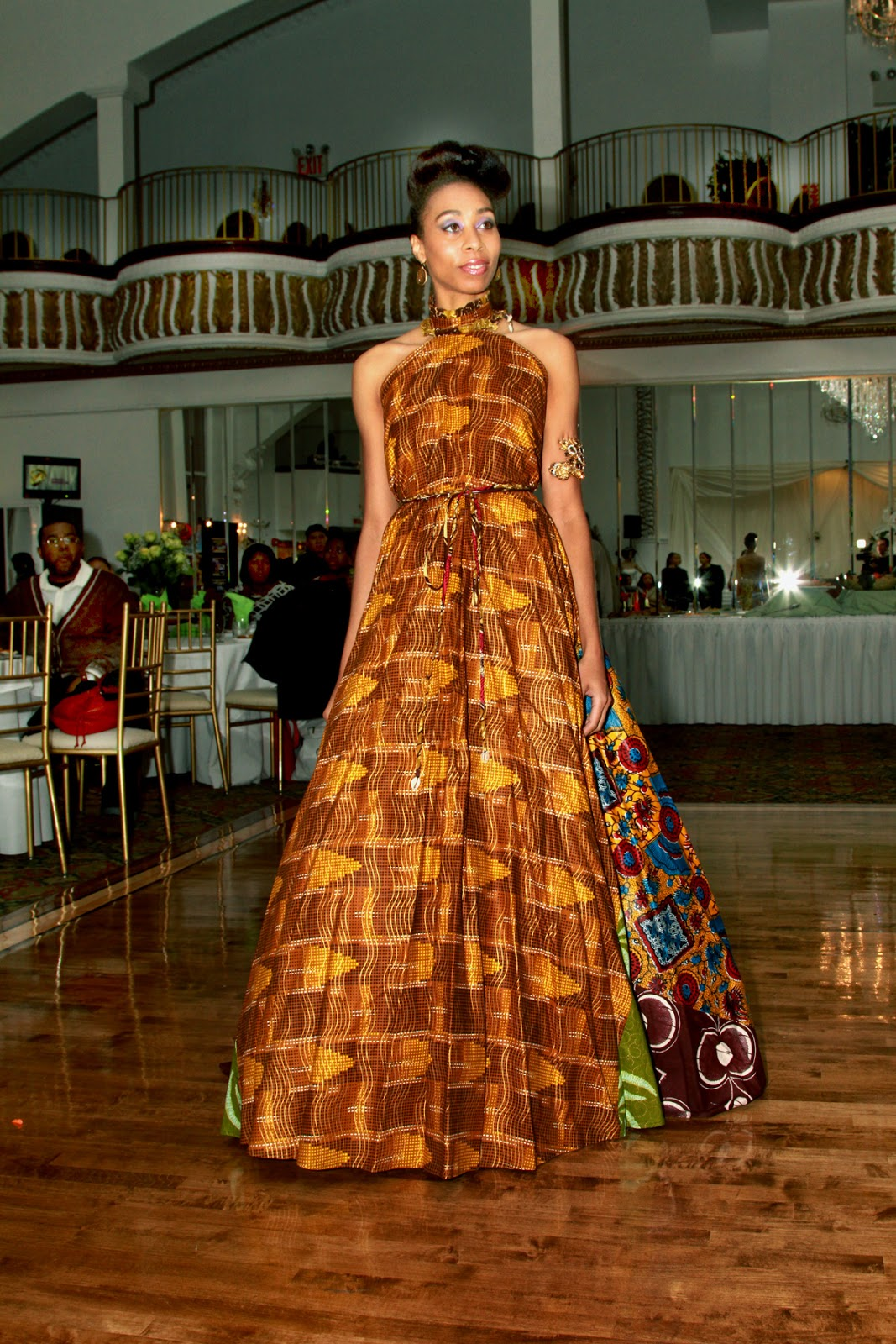 Latest kitenge dress designs 2017 for ladies images for African dress styles for weddings