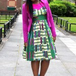 Latest Kitenge Dress Designs 2017 Pattern