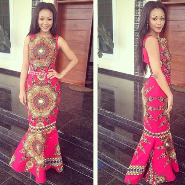 Latest Ankara Styles in Nigeria 2016