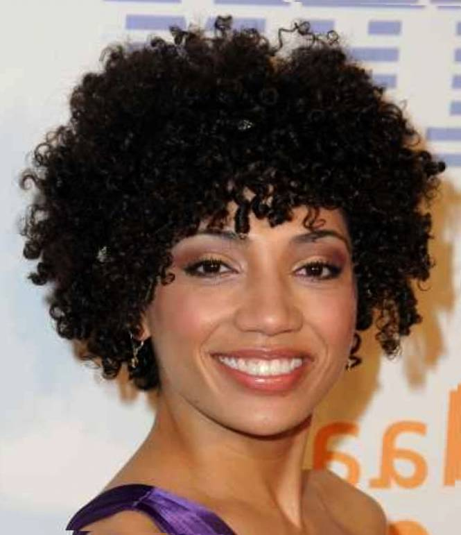 Tremendous Short Natural Hairstyles For Black Women 2016 African American Hairstyles For Women Draintrainus