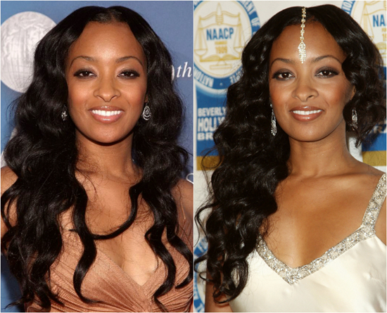 Natural Finger Waves Hairstyles for Black Women