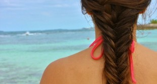 french fishtail braid long hairstyles