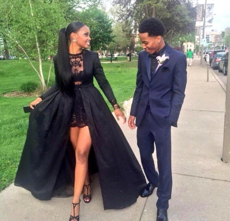 African American Prom Dresses 2019 For Pear Shape Body