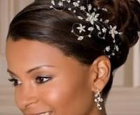 African American Wedding Updo Hairstyles 2019