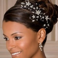 African American Wedding Updo Hairstyles 2017