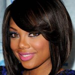 African American Hairstyles With Bangs And Layers