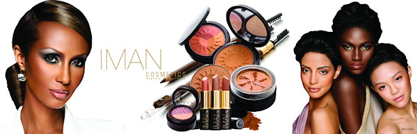 Best Makeup Brands For African American Skin, Iman Cosmetics