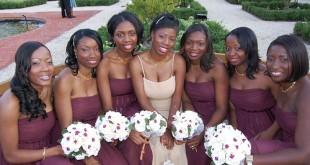 Chief Bridesmaid Dresses 2020 In Nigeria