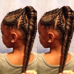 Astounding How To Do Little Black Girl Hairstyles African American Magazine Hairstyles For Men Maxibearus