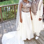 Latest Nigerian Traditional Wedding Dresses 2017