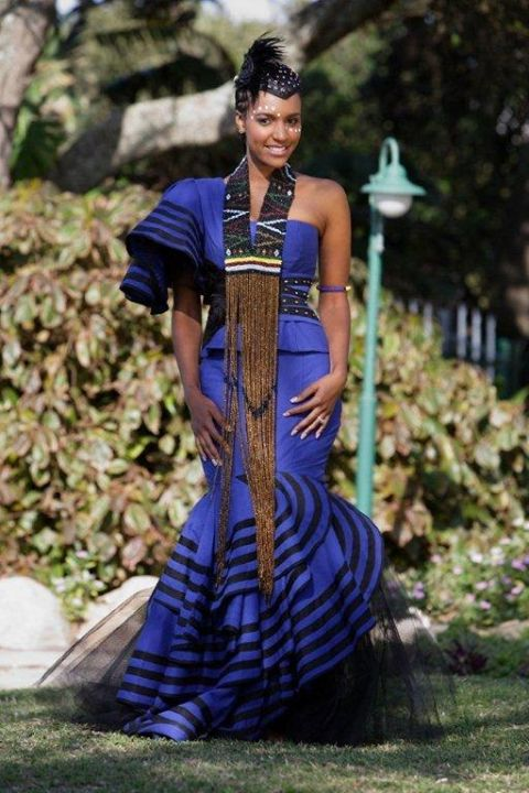 Xhosa Traditional Wedding Dresses 2020 Pictures
