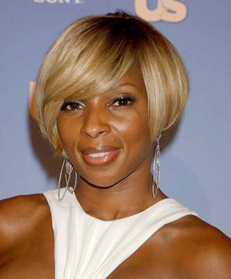 Mary J Blige Bob Hairstyle 2017