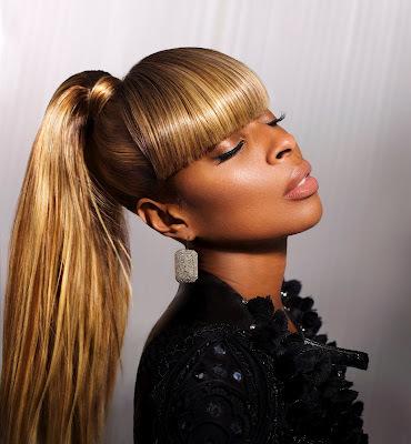 Mary J Blige Hairstyles 2019 Updo, Bob, Ponytail