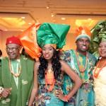 Nigerian Traditional Wedding Dresses Designs