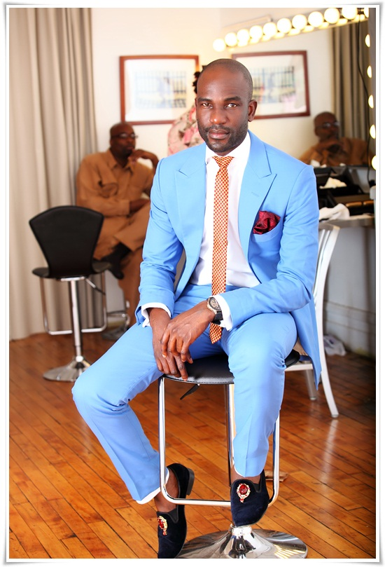 Ohimai Atafo Top 10 Nigerian Fashion Designers
