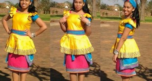 Sepedi Traditional Wedding Dresses Designs Pictures