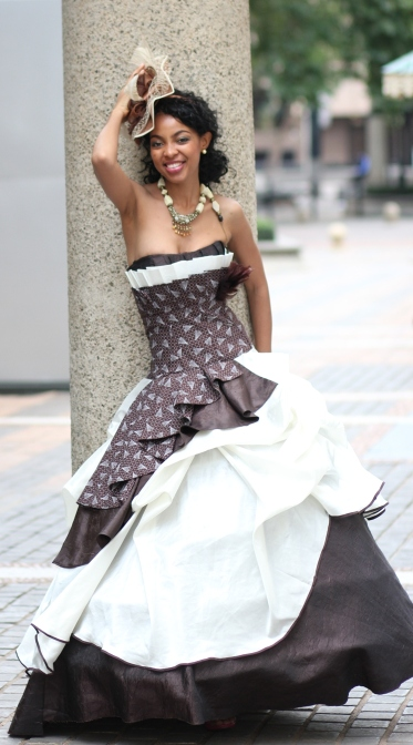 Latest South African Traditional Wedding Dresses