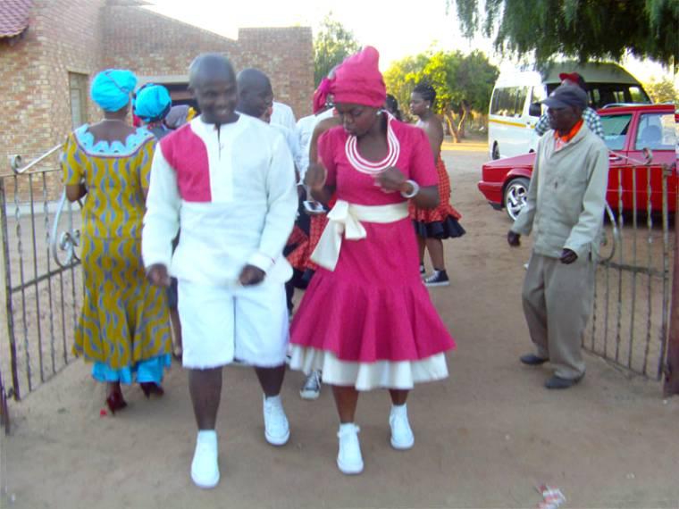 Tsonga Traditional Wedding Dresses Patterns