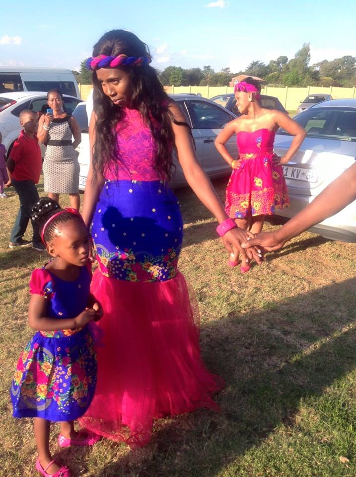 Tsonga Traditional Wedding Dresses Pictures