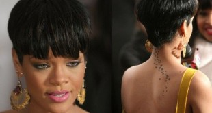 african american short hairstyles front and back