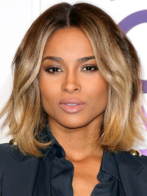 ciara Medium Hairstyle