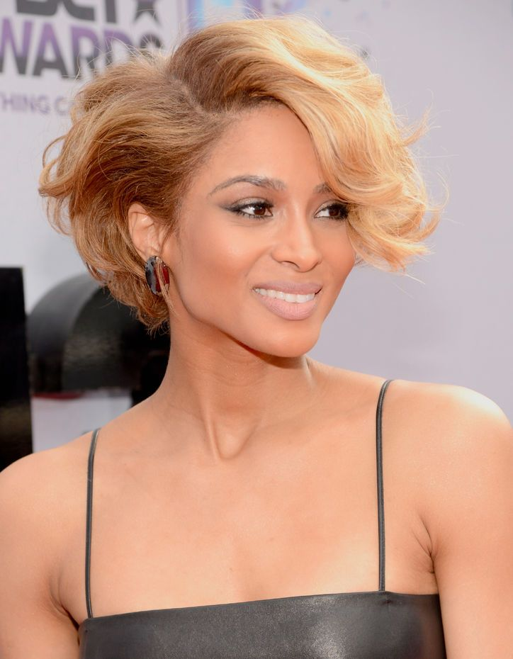 ciara Short Hairstyle