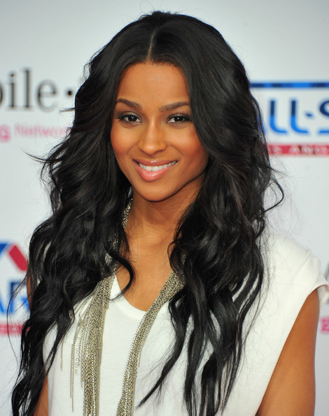ciara long hairstyle