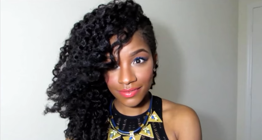 Afro Crochet Hair Styles : Crochet Braids with Marley Hair