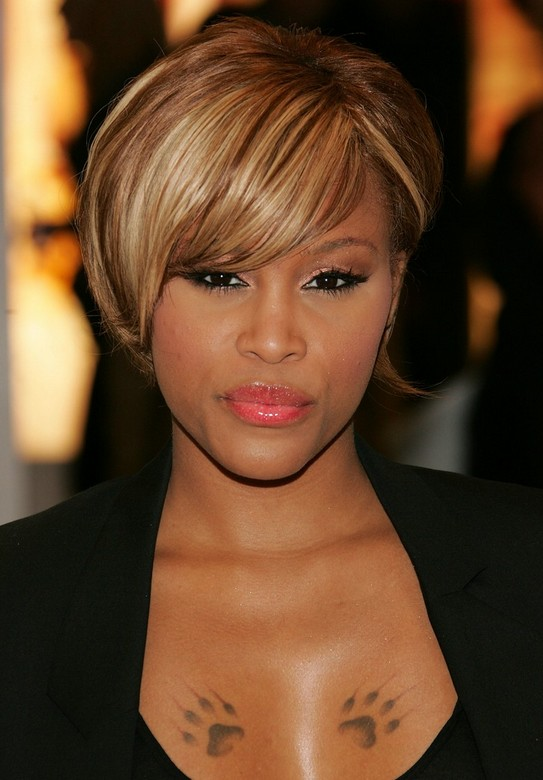 African American Blonde hair colorAfrican American Blonde hair color
