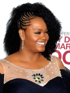 Braids Hairstyles For fat face
