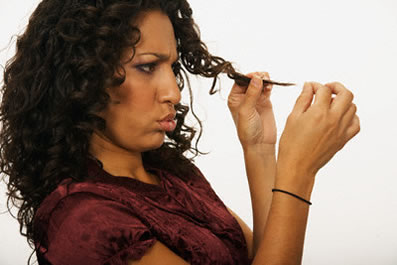 how to make your hair thicker for african american